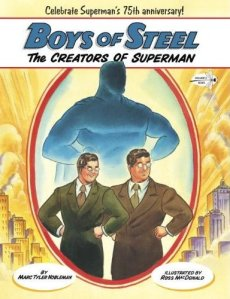 Boys of Steel - cover - 75th anniversary